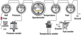 troubleshooting boat gauges and meters boatus magazine multiple gauges illustration