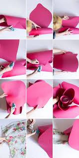 Paper Flower Hats Paper Flower Rose Hat Rose Hat Crazy Hat Day Diy Hat