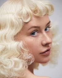 xtina christina aguilera goes makeup free for paper magazine