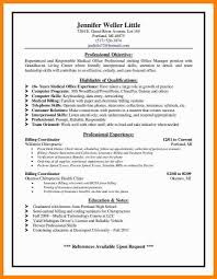 Front Office Manager Resume Sample Resume Template