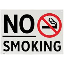 No Smoking Signage No Smoking Signage At Rs 200 Square Feet Paharganj New Delhi