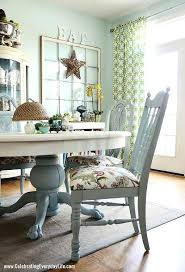 painted dining room chairs dining room table and chairs makeover with chalk paint colored dining room