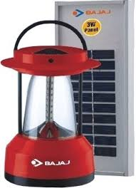 Bajaj LED GLOW ASHA Solar Lights Price In India  Buy Bajaj LED Solar Lights Price