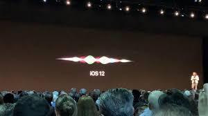 2019 WWDC! Siri on iOS 13 - YouTube