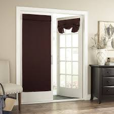 com eclipse 14898026068chc tricia 26 inch by 68 inch thermal single door panel chocolate home kitchen
