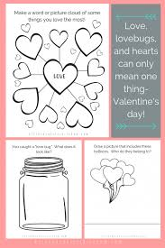 Discover these coloring pages about valentine's day. Valentine S Day Coloring Pages And Sketchbook Prompts The Kitchen Table Classroom