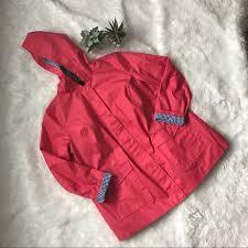 Talbots Plus Size Chart Talbot S Jacket Rain Coat Plus X 12w Coral