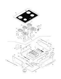 kenmore 79046803991 elite electric slide in range timer stove 79046803991 elite electric slide in range top drawer parts diagram