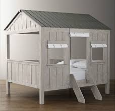 Kids Cabin Bed by Restoration Hardware
