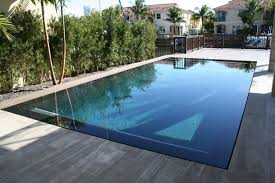 Overflow Swimming Pool Design