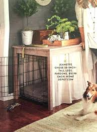 fancy dog crates furniture. Fancy Dog Crates Indoor Stylish Crate Covers Cage Luxury Furniture Crat .