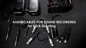 Как подключить рекордер к пульту /аудио кабель/ How to plug in ...