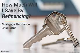 calculator refinance mortgage mortgage refinance calculator