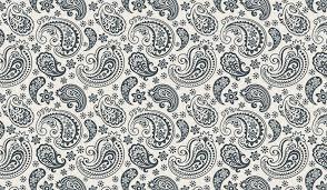 Patterned Wallpaper New Paisley Wallpaper Patterned Wallpapers Custom Made By Wallpaper Ink