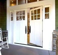 craftsman double front door. Craftsman Style Front Entry Doors Double Door Captivating  With Top