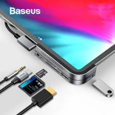 <b>Baseus</b> Bolt - <b>USB</b> C <b>Хаб</b> для iPad Pro 2018