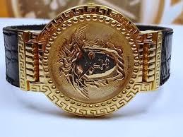 44 best images about versace vintage watches medusa gianni versace signature gold plaque medusa mens watch original gianni versace 1993 design bought