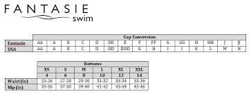 Fantasie Bras Size Chart Fantasie Wakaya H Cup Gathered Full Cup Underwire Bikini Top