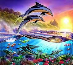 beautiful ocean paintings