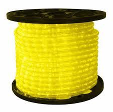 3 8 led rope lighting 120v. led 2-wire 3/8\u0026quot; 120v omnidirectional yellow rope light - 150\u0027 3 8 led lighting r