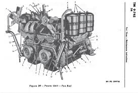 16 the sherman s motors four motors made it into production the m4a2 6046 motor