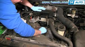 how to install repair replace alternator lincoln town car 4 6l 98 how to install repair replace alternator lincoln town car 4 6l 98 02 1aauto com