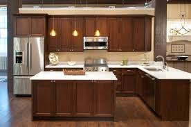Yellow And Brown Kitchen Kitchen Great Kitchen Decor With Custom Kitchen Cabinet