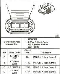 gm iac motor wiring auto electrical wiring diagram \u2022 CCRM Wiring-Diagram at Gm Iac Wiring Diagram