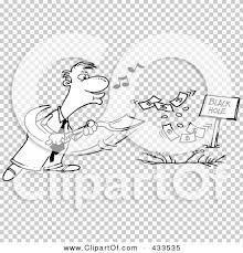 Royalty Free Rf Clipart Illustration Of Coloring Page Line Art Of