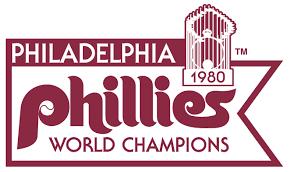 Philadelphia Phillies Champion Logo - National League (NL) - Chris ...