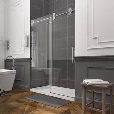 shower door tempered glass show