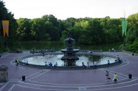 Central Park Bathrooms
