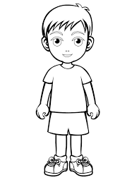 Small Picture Little Boy Coloring Pages GetColoringPagescom