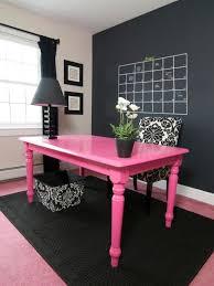 fuchsia pink coffee table