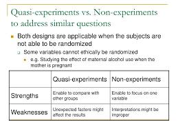 Experimental Vs Quasi Experimental Design Ppt Quasi Experimental Design Powerpoint Presentation