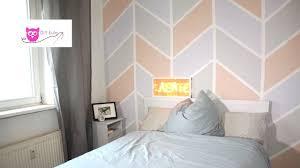 Wand Streichen Youtube Kreative Wandgestaltung Badezimmer Wall