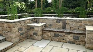 exciting natural stone patio ideas patio design and natural stone walling landscape garden designers