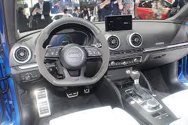 2018 audi rs3 interior. simple rs3 5 inside 2018 audi rs3 interior
