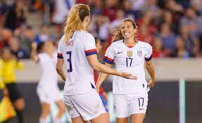 USWNT to wear new jersey numbers for ...