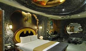 ... Clever Design Awesome Boy Bedrooms 14 Cool Boy Bedroom Ideas  Fascinating Of Teen Room Batman Theme ...