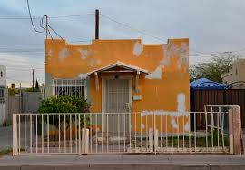 orange paint ling new coat needed poor bad curb appeal exterior phoenix arizona home house for
