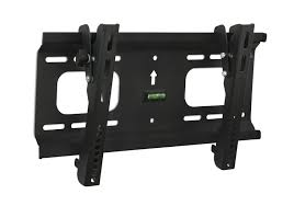mount it low profile tilting tv wall mount bracket for 32 to 55