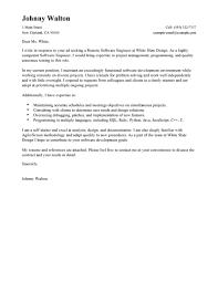 Cover Letter For Software Engineer Sample Cover Letter For Software Developer GuamreviewCom 7