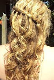beautiful prom hairstyles for long hair
