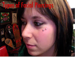 Facial Piercing Chart Different Kinds Of Facial Piercings Tatring