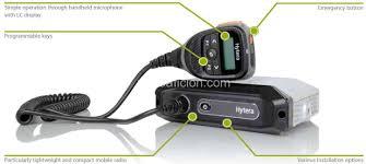 hytera md655 dmr mobile radio hytera md655