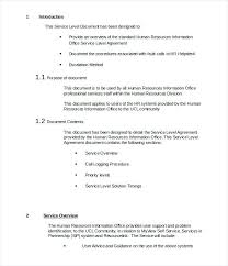 It Services Contract Template Free Download Of Service For Uk ...