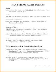 mla format bibliography example physics mla  mla format bibliography example