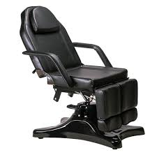 massage chair bed. hydraulic beauty couch massage chair facial table tattoo bed new