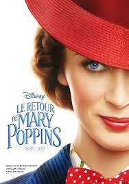 Mary Poppins enfile à nouveau son trench, son écharpe et son chapeau !  Cinquante-quatre ans après le premier film de… | Mary poppins, Poppins,  Regarder film gratuit